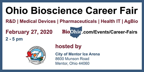 Ohio Bioscience Northeast Ohio Career Fair tickets