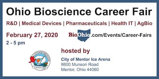 Ohio Bioscience Northeast Ohio Career Fair