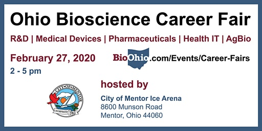 Ohio Bioscience Northeast Ohio Career Fair