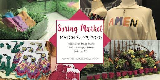Spring Market of Jackson