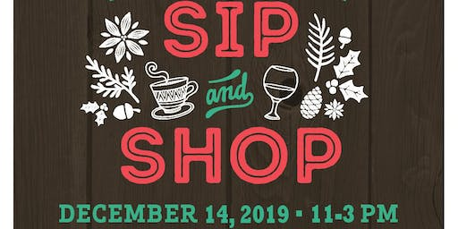 Holiday Sip & Shop  - The Urban Edge Suamico