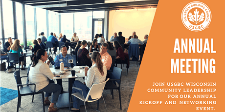 USGBC Wisconsin 2020 Annual Meeting & Luncheon tickets