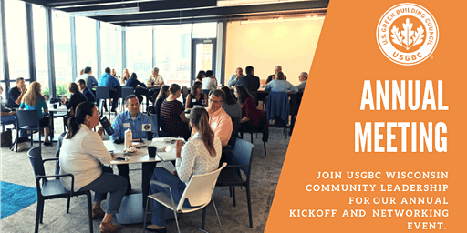 USGBC Wisconsin 2020 Annual Meeting & Luncheon