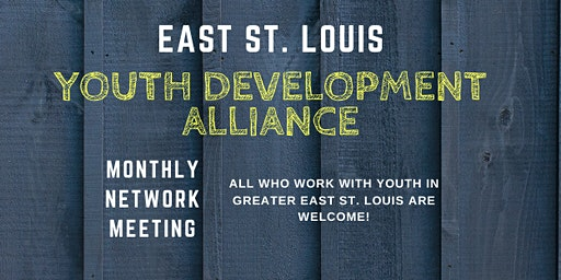 December East St. Louis Youth Development Network Meeting
