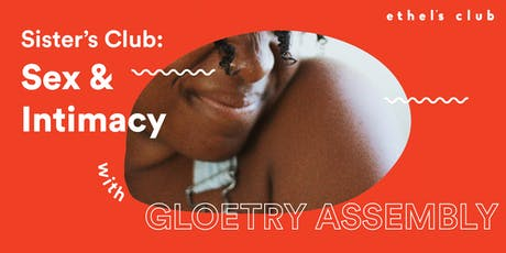 Sisters Club: Sex + Intimacy tickets