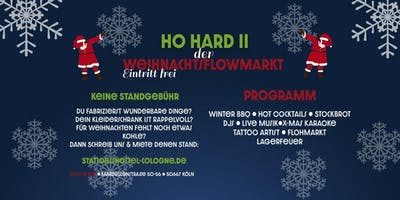 Ho Hard II - Der Weihnachtsflowmarkt im Station