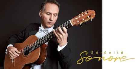 L'Espagne en hamacs - Michel Beauchamp, guitariste tickets