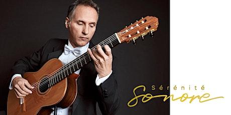 L'Espagne en hamac - Michel Beauchamp, guitariste tickets