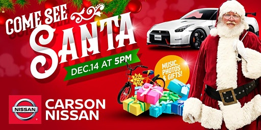 Come See Santa - Free Pictures & Gifts