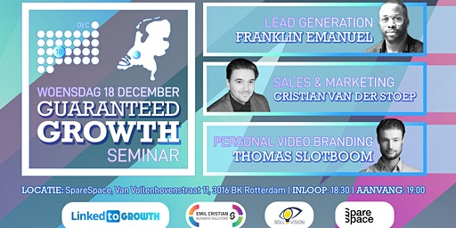Guaranteed Growth Seminar