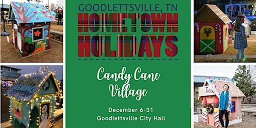 Candy Cane Village