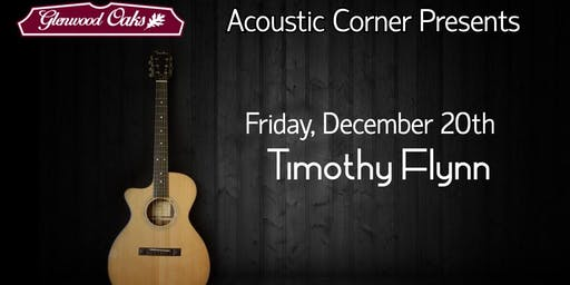 Timothy Flynn  Acoustic Corner