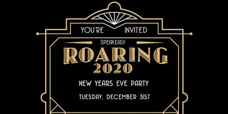 Roaring 2020 New Years Eve Party at The Hive tickets
