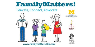 2020 Family Matters! Donations