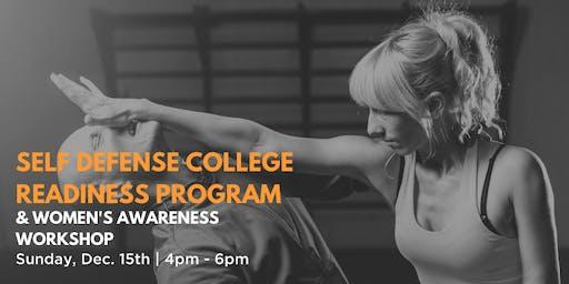 Self Defense College Readiness & Women's Awareness Workshop