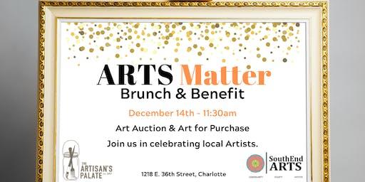 "SouthEnd ""ARTS Matter"" Brunch and Benefit"