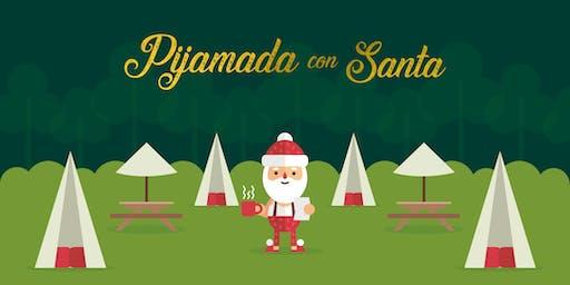 Pijamada con Santa