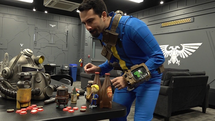 Warhammer 40k Fallout Immersive Narrative Campaign Experience image