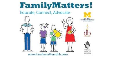 Family Matters! 2020 - Family Registration
