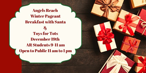 Breakfast with Santa/Toys for Tots