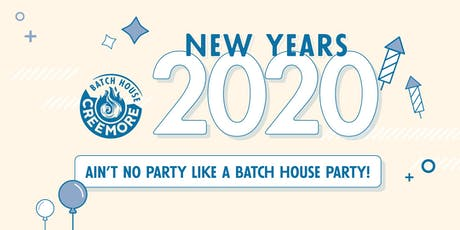 Ain't No Party Like a Batch House Party! tickets