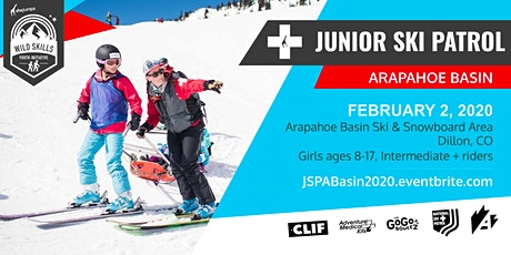 WILD SKILLS Junior Ski Patrol: Arapahoe Basin tickets