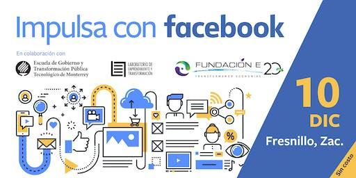 Impulsa con Facebook | Fresnillo