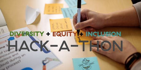 Diverse City Presents: DIVERSITY, EQUITY, AND INCLUSION HACKATHON tickets