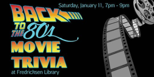 Trivia After Hours – 80s Movies Challenge! (B.Y.O.B.)