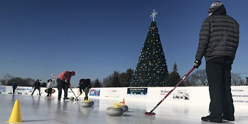 Learn to Curl at Winterfest