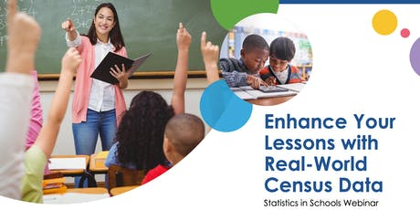 Webinar: Enhance Your Lessons With Real-World Census Data tickets