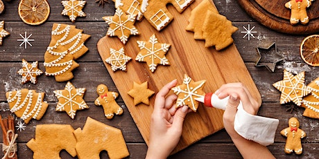 Christmas Cookie Decorating Event tickets