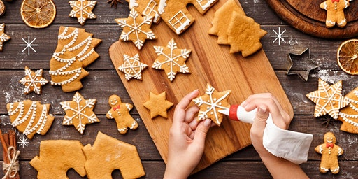 Christmas Cookie Decorating Event