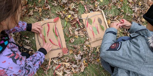 Downsview Park Nature Connection- Nature Crafts