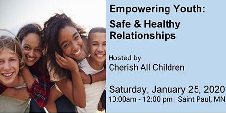 Empowering Youth: Safe & Healthy Relationships tickets