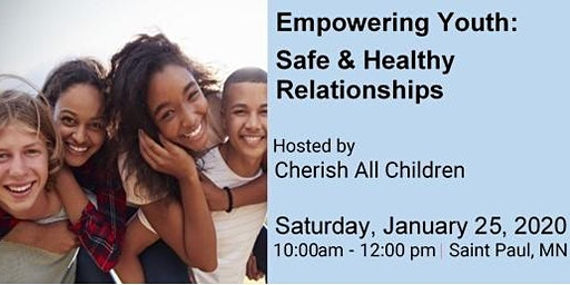 Empowering Youth: Safe & Healthy Relationships