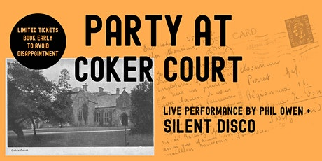 Party at Coker Court tickets