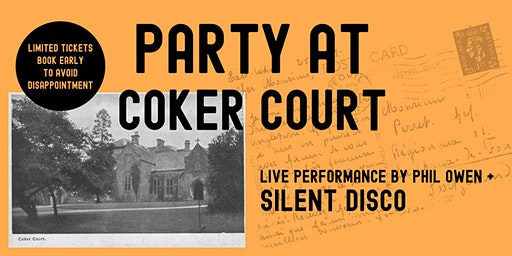 Party at Coker Court