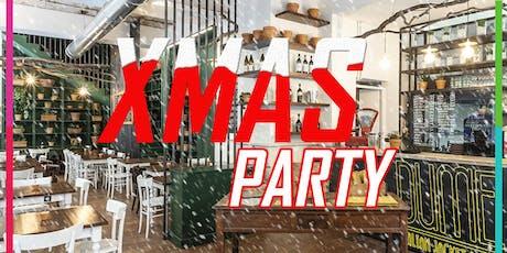 Xmas party 2019 biglietti