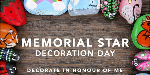Memorial Star Decoration Day