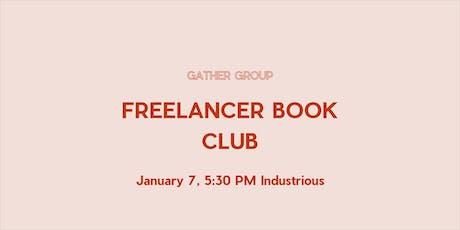 Freelancer Book Club tickets