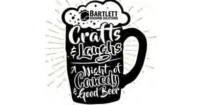 2020 Crafts + Laughs Annual Benefit to End Homeless & Bartlett House