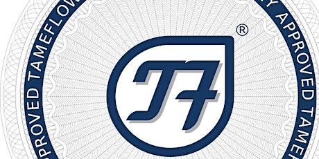 MF - MASTER FLOW - Dakkar (Certified Tameflow Kanban Training)  billets