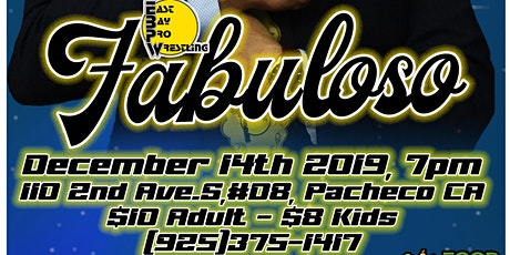 EBPW: Fabuloso tickets