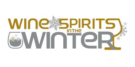 Wine & Spirits in the Winter St. Louis 2020 tickets