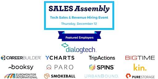 Tech Sales & Revenue Hiring Event