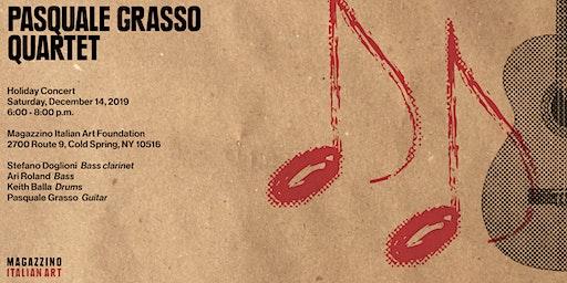 Pasquale Grasso Quartet, Holiday Concert
