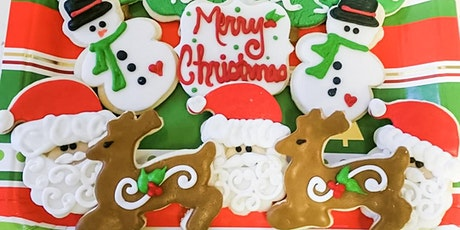 Ladies Night Out: Cookie Decorating Class *New Dates Added!*  tickets