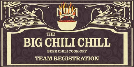 The Big Chili Chill Team Sign-Up! tickets