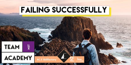 Workshop Failing Successfully by teamacademy.nl and Skillfactory of AC.E tickets